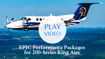 Raisbeck 200-Series EPIC Performance Packages Video